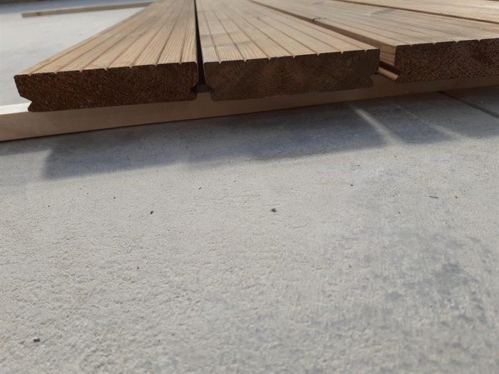 Deck pin nordic 26 x 92