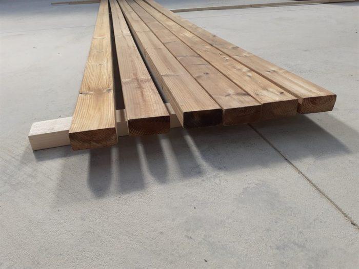 Lemn exterior 32 x 68 mm