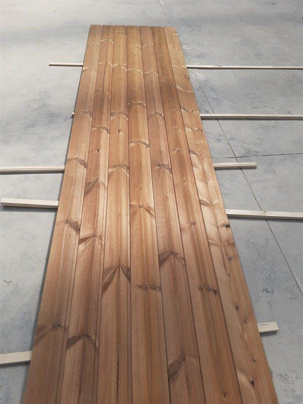 Lambriu lemn 19 x 117