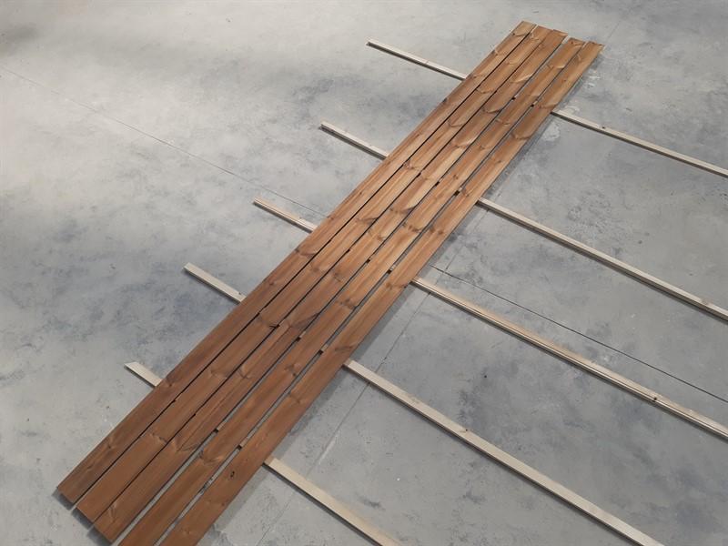 Lambriu lemn 20 x 92