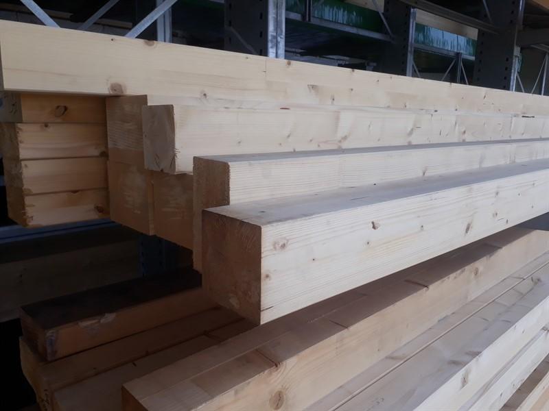Grinzi lemn stratificat 60 x 160
