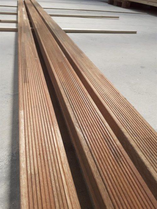 Terasa lemn exterior Redwood
