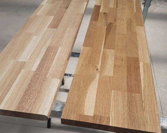 Glaf interior de lemn