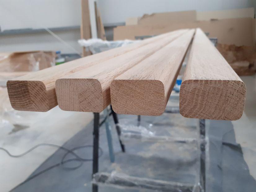 riflaje lemn